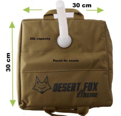 Ogniwo paliwowe Desert Fox 20L Fuel Cell